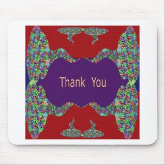 Special danken Ihnen - orientalische Lippen Mauspads