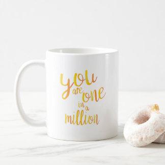 [Special] einer in Million Tasse