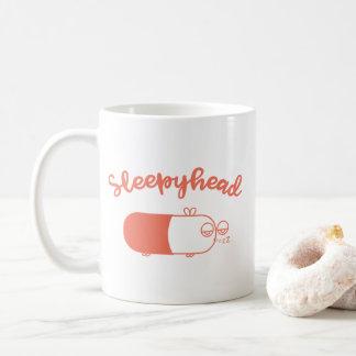 [SPECIAL] Sleepyhead-Kapsel-Bienen-Tasse Kaffeetasse