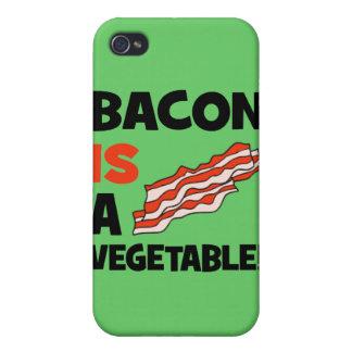 Speck ist ein Gemüse iPhone 4 Schutzhülle
