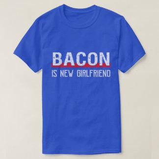 Speck ist neue Freundin-lustiger Valentinstag T-Shirt