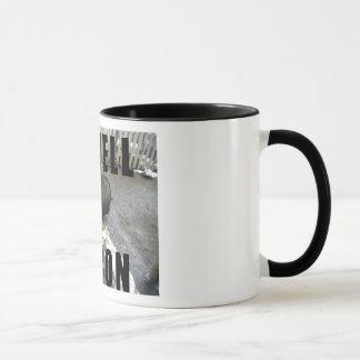 Speck-Kaffee-Tasse Tasse