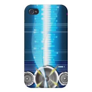 Speck-Kasten der Musik-2 iPhone 4 Schutzhülle