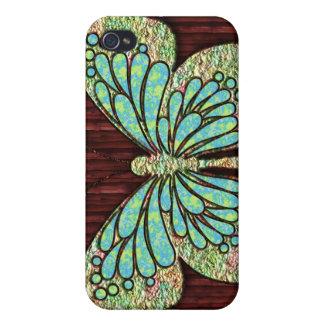Speck-Kasten des Schmetterlings-1 iPhone 4 Etui