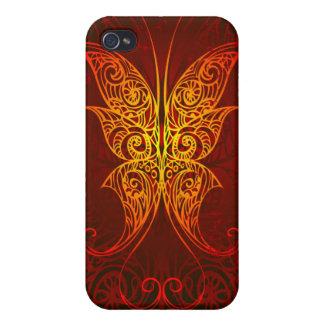 Speck-Kasten des Schmetterlings-7 iPhone 4 Case