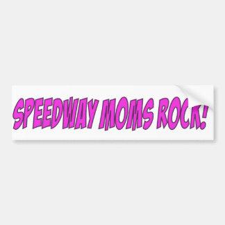 Speedway MAMMEN Felsen Autoaufkleber