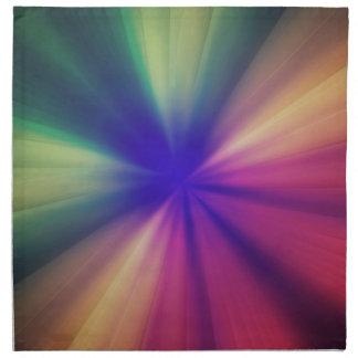 Spektralblitz Serviette