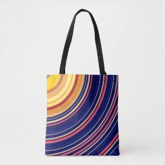 Spektralsun-Strahlen Tasche