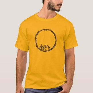 Spektrum - altgriechischer Hoplitespostenkampf T-Shirt