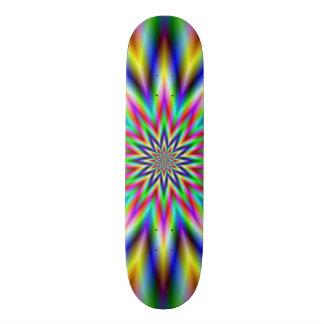Spektrum-Stern-Skateboard Skateboarddeck