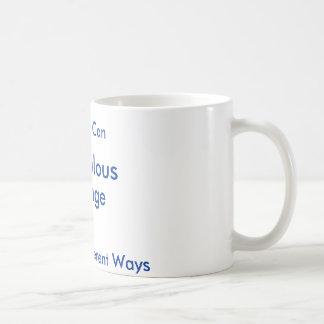 Spendulous, Änderung, ja können wir, ein Trillion Kaffeetasse