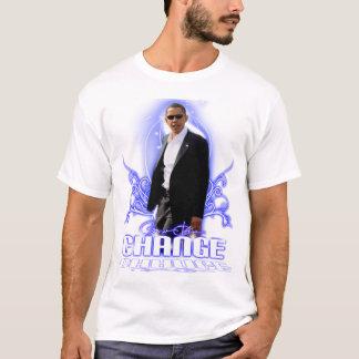 SPEZIELLE AGENT-ÄNDERUNG (SCHWARZES) T-Shirt
