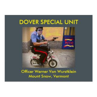 Spezielle Einheit #5 Dovers: Postkarten