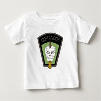 Spezielle Kraft-fremdes MilitärAbzeichen Baby T-shirt