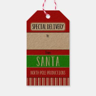 Spezielle Lieferung von Sankt Geschenkanhänger