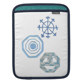 Spezielle Schneeflocke Ich-Auflage Hülse Sleeve Für iPads