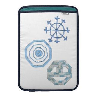 Spezielle Schneeflocke Macbook Luft-Hülse Sleeve Fürs MacBook Air