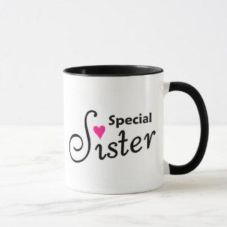 Spezielle Schwester Tasse