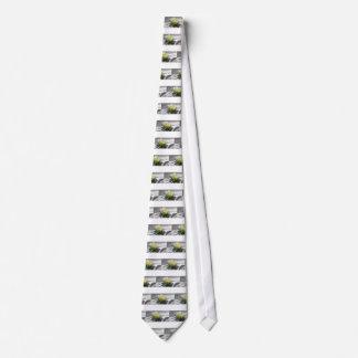 Spezielle Sonnenblume Krawatte