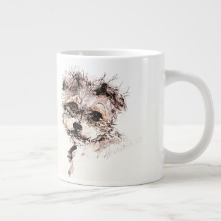 Spezielle Tasse des Yorkshire-Terrier-Welpen durch