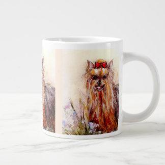 Spezielle Tasse Yorkshire-Terriers durch Hevener