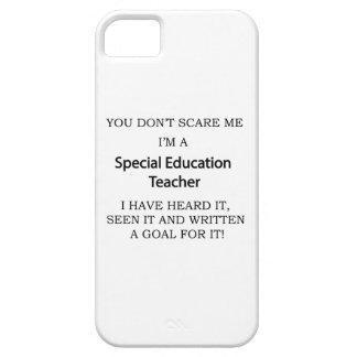 Spezieller Ed. Lehrer iPhone 5 Etui