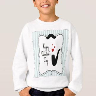 Spezieller Entwurf des Valentinstags Sweatshirt