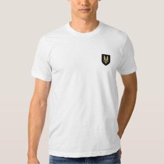 Spezieller Fluglinienverkehr Dämpfungsregler T Shirts