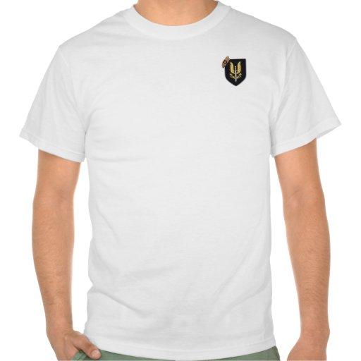 Spezieller Fluglinienverkehr Dämpfungsregler unter T Shirts
