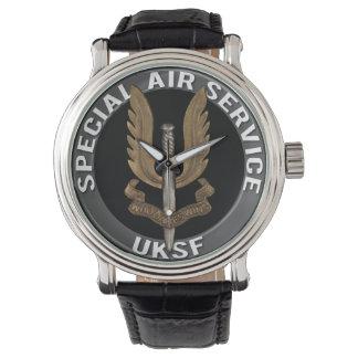 Spezieller Fluglinienverkehr (SAS) Armbanduhr