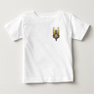 Spezieller Fluglinienverkehr (SAS) Baby T-shirt