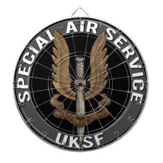 Spezieller Fluglinienverkehr (SAS) Dartscheiben