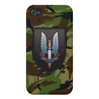 Spezieller Fluglinienverkehr (SAS) iPhone 4/4S Cover