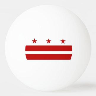 Spezieller Klingeln pong Ball mit Flagge des Tischtennis Ball