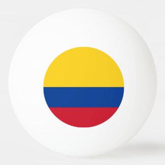 Spezieller Klingeln pong Ball mit Flagge von Ping-Pong Ball