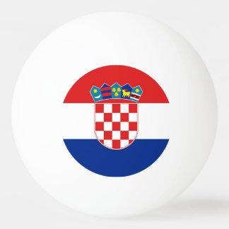 Spezieller Klingeln pong Ball mit Flagge von Tischtennis Ball