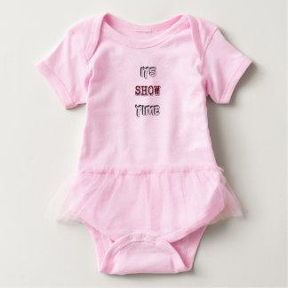 Spezieller Text entworfene Säuglingsabnutzung Baby Strampler
