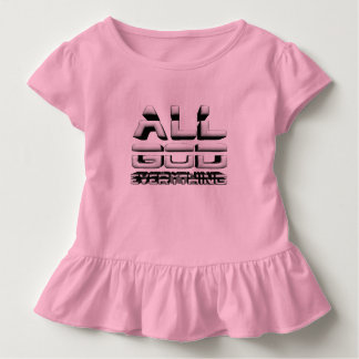 Spezielles grafisches ALTER Shirt! (Nur Front) Kleinkind T-shirt