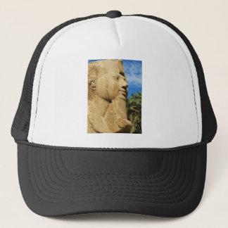 Sphinx des Kalksteins (oder ` Alabasters') - neues Truckerkappe