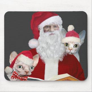 Sphynx Katze Mousepads