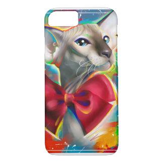 Sphynx Katze! Peterbald iPhone 8/7 Hülle