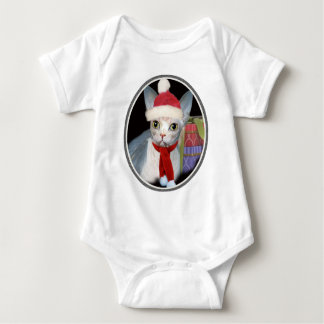 Sphynx Sankt Tatzen Baby Strampler