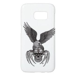 Spiderskull mit Eagle
