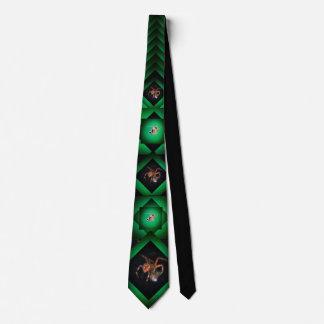 spidey Kaleidoskop Krawatte