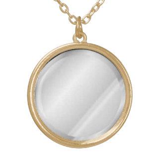 Spiegel-Anhänger-Halskette
