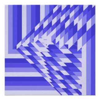 Spiegel (Dreieck) Poster
