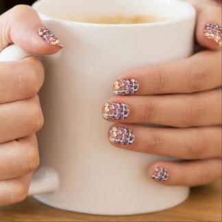 Spiegel-Magnet-kundenspezifische Minx Nagelkunst