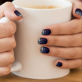 Spiegel-Magnet-kundenspezifisches Fraktalkunst Minx Nagelkunst