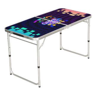 Spiel an! Pong Tabelle Beer Pong Tisch