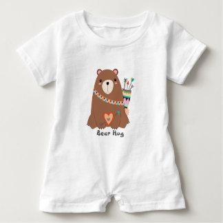 Spiel-Anzug des Kindes der festen Umarmung Baby Strampler